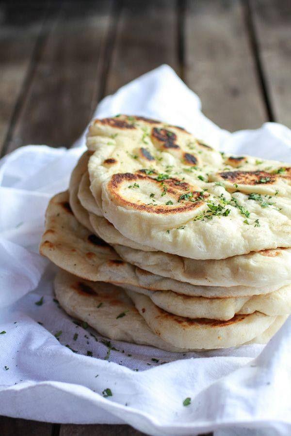 Il saporitissimo pane indiano da realizzare velocemente con la nostra ricetta passo a passo !