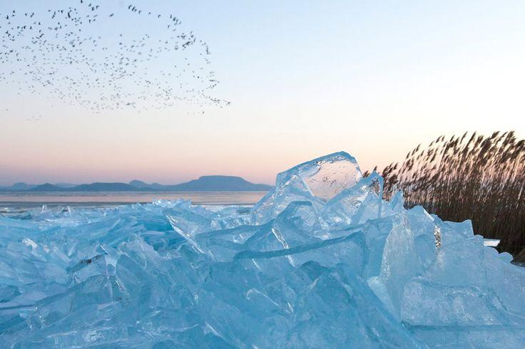 Gyönyörű fotókon a mélyhűtött Magyarország – Lájk