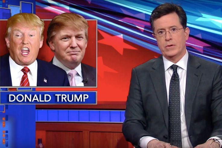 "After Donald Trump decided to skip Thursday night's GOP debate on Fox News, Stephen Colbert moderated his own ""All-You-Can-Trump"" debate. Watch this hilarious video!"