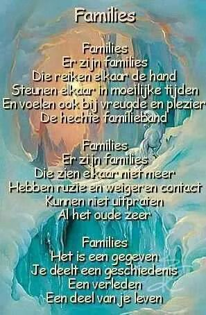 Families ...