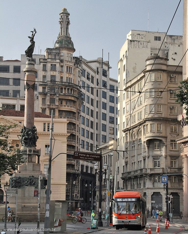 Rua Boa Vista - Sao Paulo, Brazil
