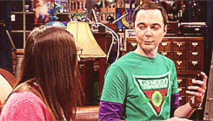Sheldon Cooper and Amy From The Big Bang Theory | 27 TV-Inspired Costumes For The Laziest Halloweeners