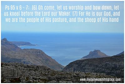 Weapons of Spiritual warfare - Worship