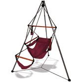Found it at Wayfair - Tripod Stand Hammock Chair Combo