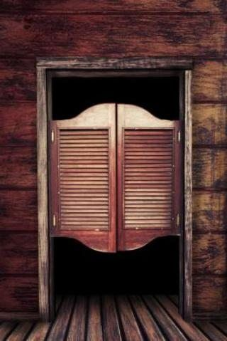 How to Make Saloon Doors (5 Steps) | eHow