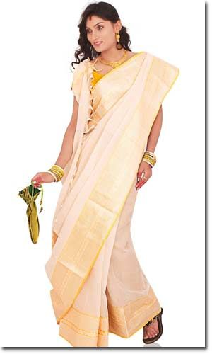 How to Drape a Saree in Bengali Style?