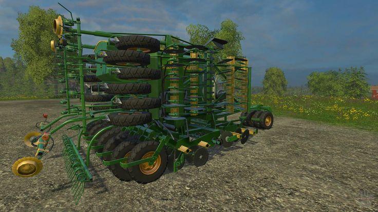 farming simulator 2015  | John Deere 750A pour Farming Simulator 2015