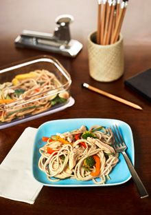 Let's Redo Lunch - New Ideas for Brown-Bag Meals - Oprah.com