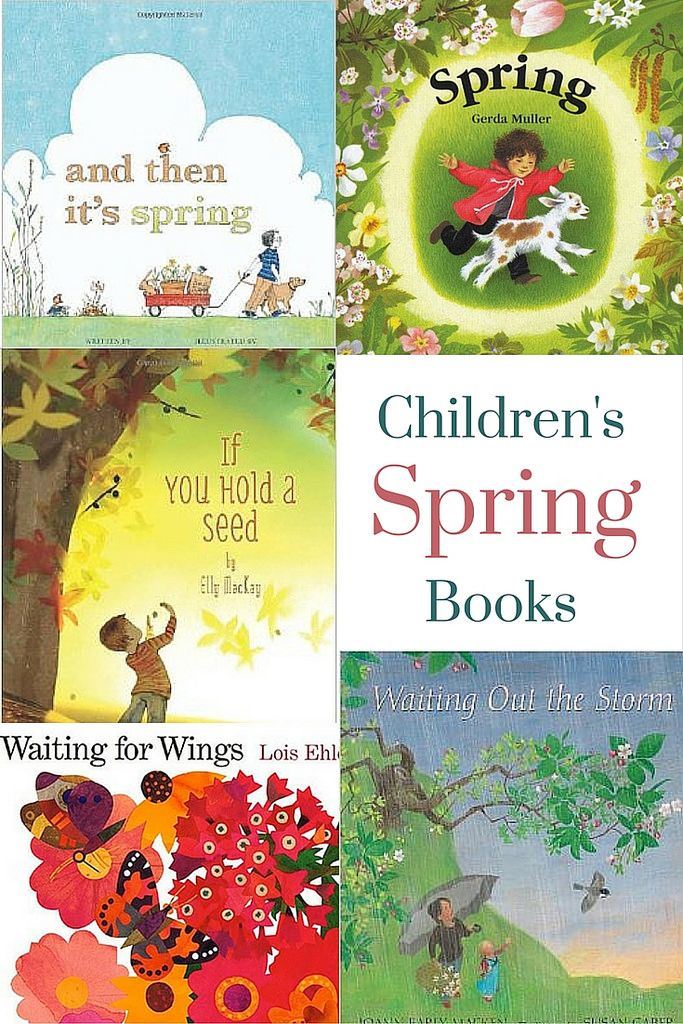 This list of spring books for kids is perfect for all children, from babies to preschoolers. These nature-oriented books teach children all about the Spring season and capture their imagination with beautiful illustrations, fun storylines and the magic of the Spring season.