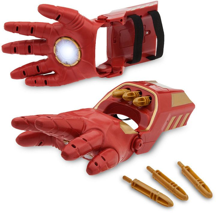 Disney Iron Man Repulsor Gloves