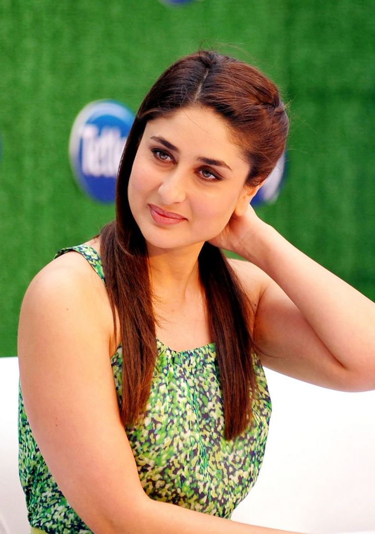 Kareena Kapoor at the launch of Tata beverages' Tetley green tea in Mumbai…