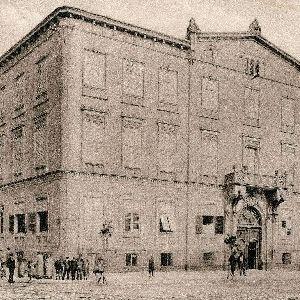Sopron - Az Orsolya szüzek iskolája