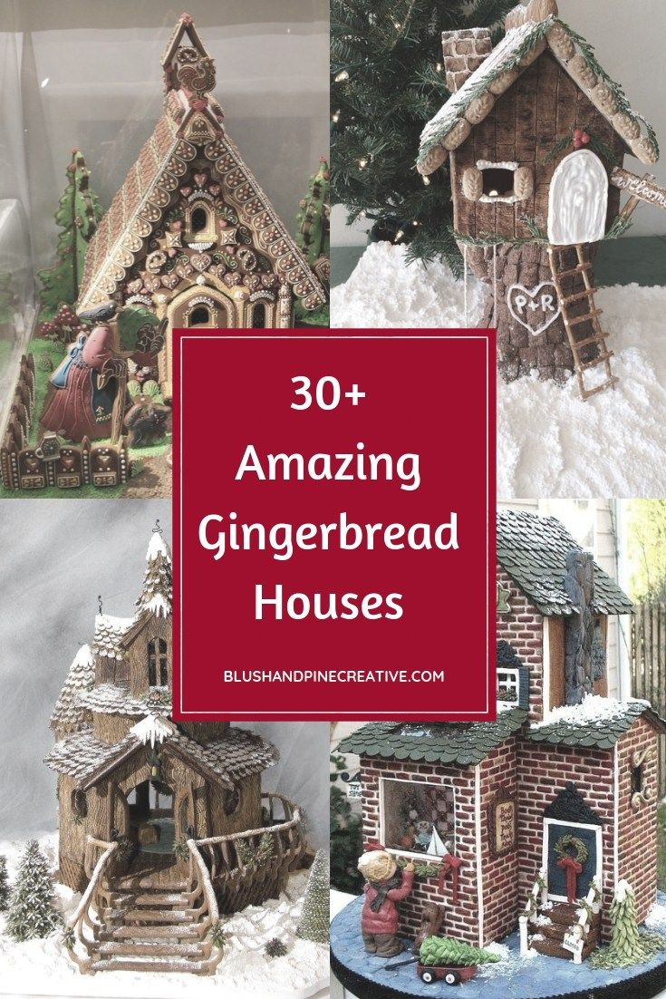 Beautiful Christmas Gingerbread House Ideas Christmas Activites