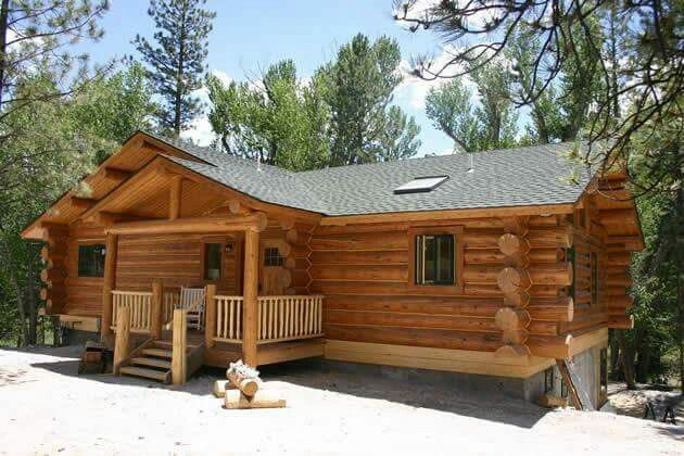 Log cabin   House on wheels, Shed to tiny house, Building ...