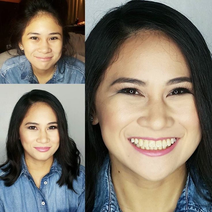 #BeforeAndAfter Fresh faced Tricia for her graduation  Hair & Makeup by @loveaimeeg  Congratulations to you my co-Lasallian!  #AnimoLaSalle #graduationmakeup #freshface #freshmakeup #makeupartistph #makeupartist #hmua #hmuaph #mua #muaph #makeup #hairstylist #hair #beauty