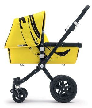 Bugaboo's New Banana Stroller 2014
