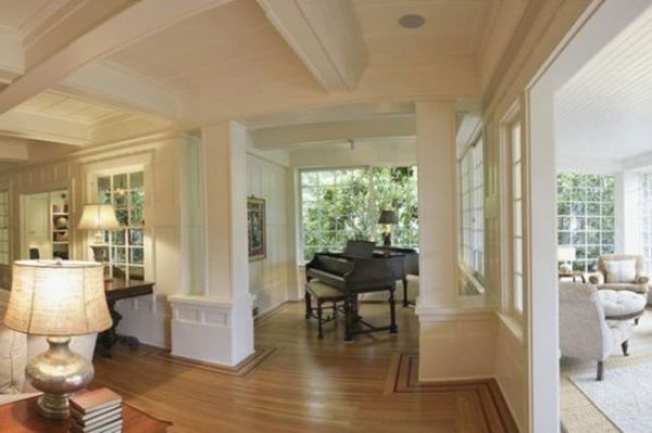 All I want is Mark Zuckerberg's house (although I would decorate differently).