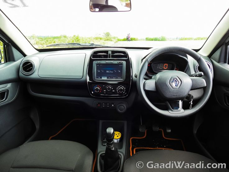 #Renault #Kwid 1.0L Launched In India!