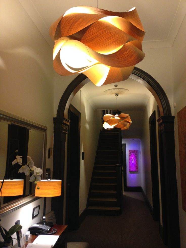 Our gorgeous looking new lights in the lobby!  Travelling to Sydney on a budget? We're one of the most popular 4-star hotels in NSW. We're close to Sydney Harbour as well as other popular attractions in Sydney! Book here - www.cremornepointmanor.com.au