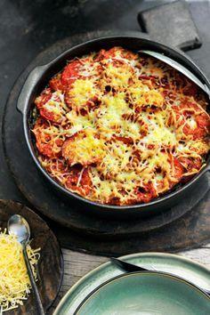 Koken met Pascale: Lasagne van groenten met kaas