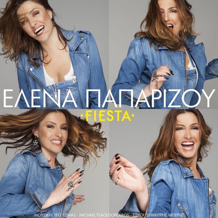 Fiesta - Έλενα Παπαρίζου [Single]