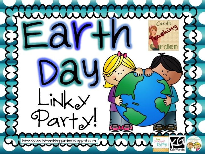 Join this #EarthDay #LinkyParty! Link any Earth Day blog post or product until April 22nd, 2014!