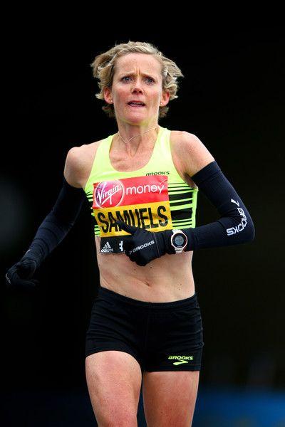 Sonia Samuels - Athletics. Marathon.