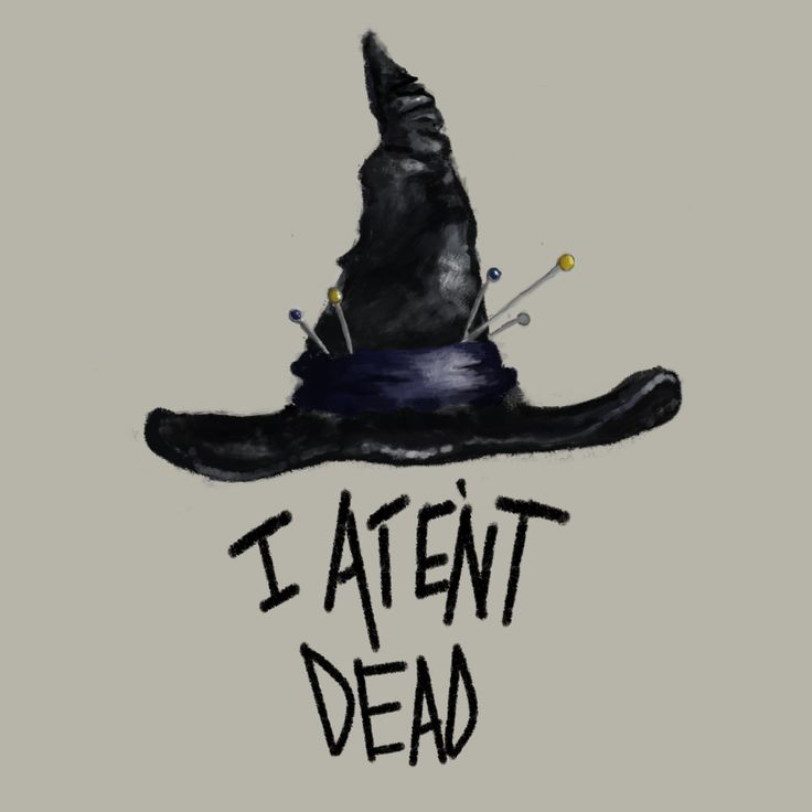 """""""""""Granny Weatherwax was stretched rigid on her bed. Her face was gray, her skin was cold. People had discovered her like this before, and it always caused embarrassment. So now she reassured visitors..."""