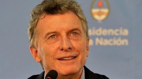 Macri laudó a favor de Mendoza