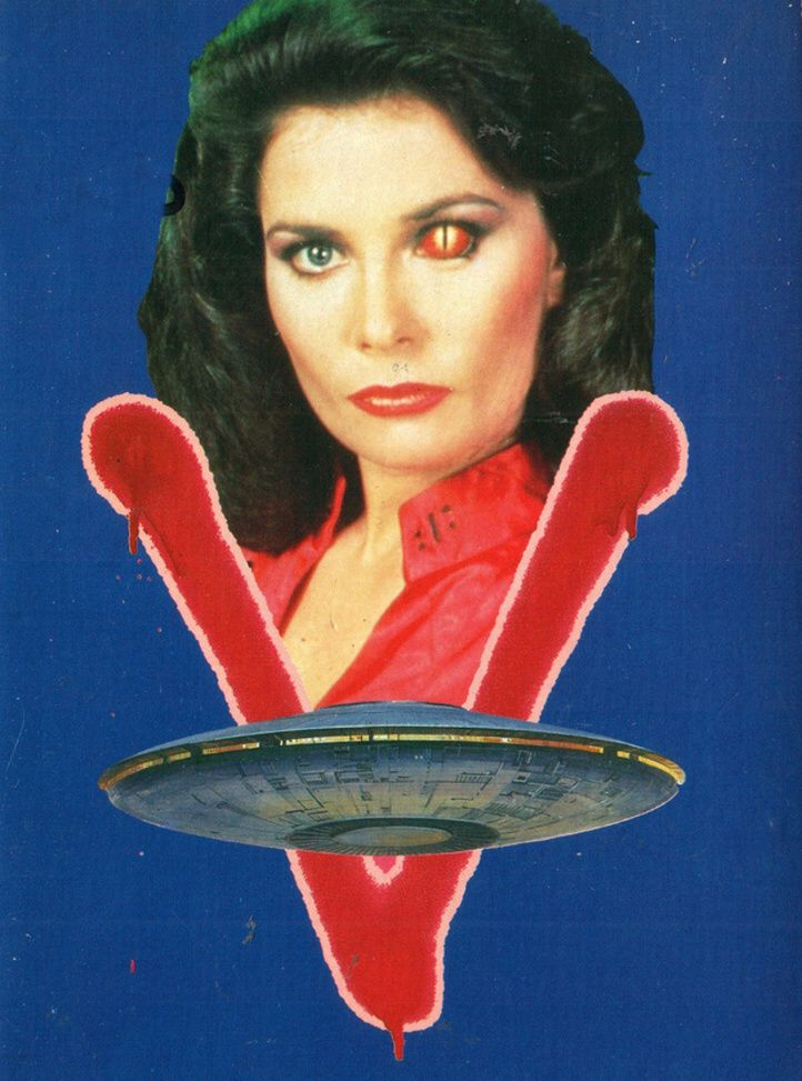 Diana V tv series - so much better than the remake in 2009