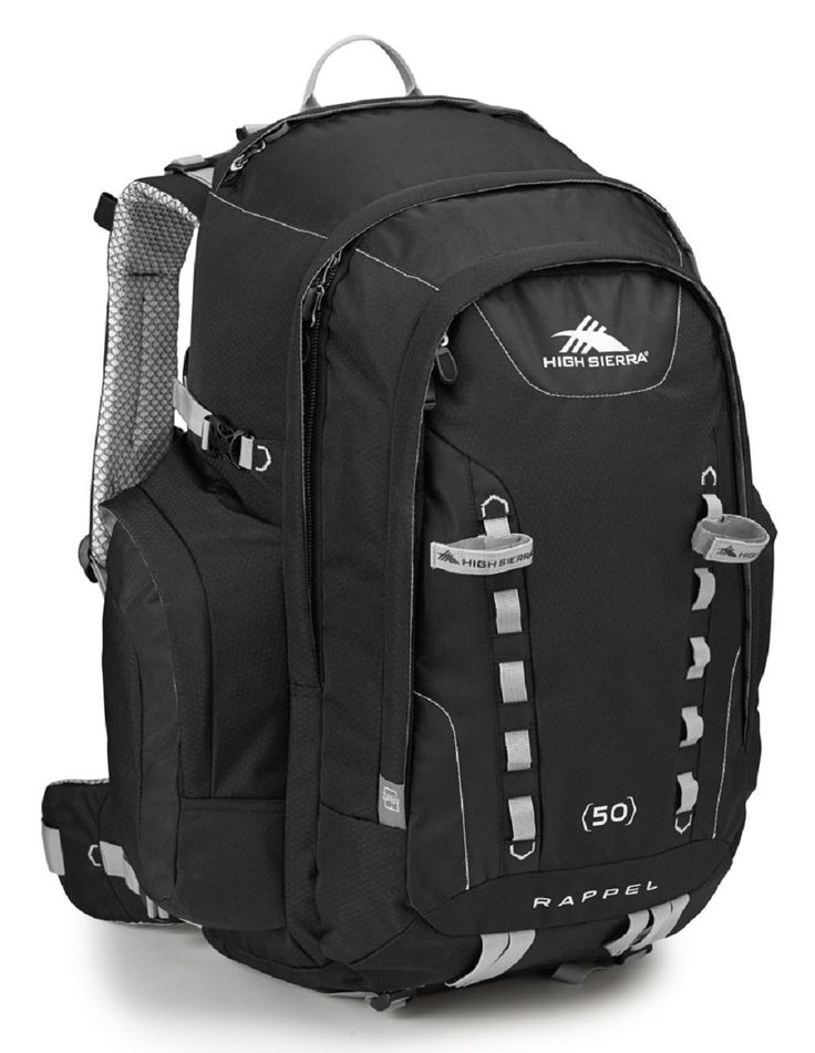 High Sierra Rappel 50 Hiking Backpack * To view further, visit now : backpacking packs