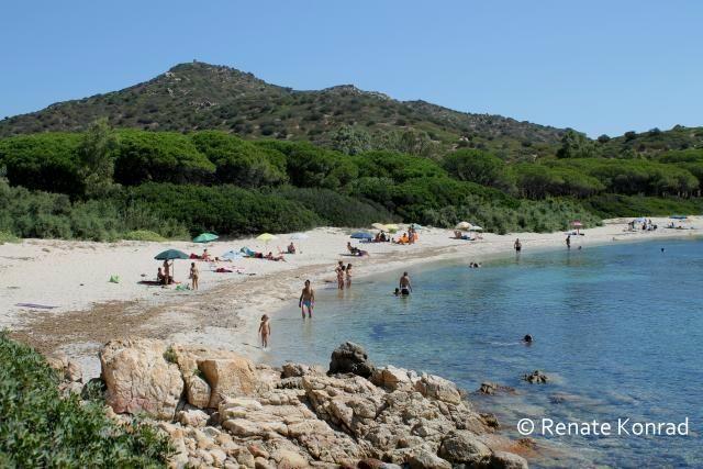 Costa Rei, Zuidoosten > vliegen op Cagliari
