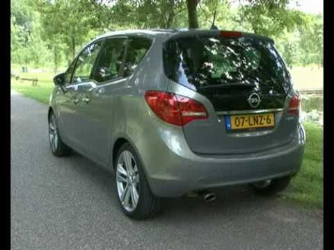 De nieuwe Opel Meriva