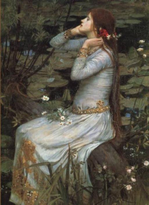 Ophelia by John Willia...