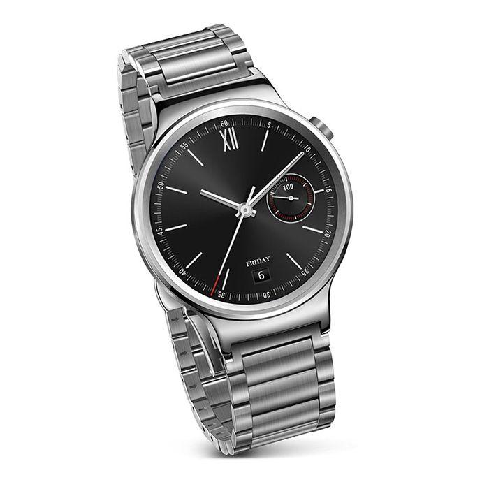 Huawei Montre connectée Huawei Watch Classic Silver Bracelet Milanais a 449 € sur lick.fr