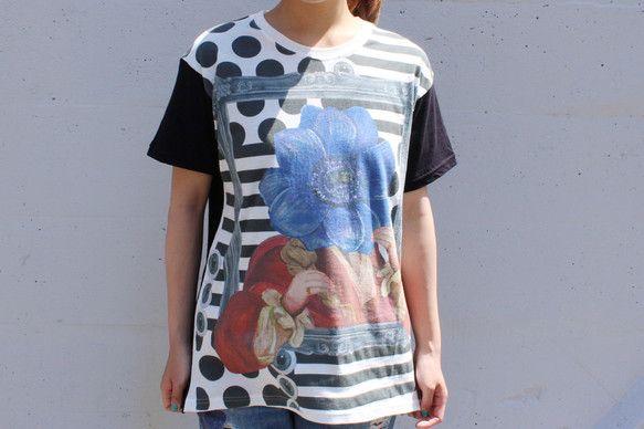 れもんらいふオリジナルTシャツ、れもんらいふ所属イラストレーター/ごとうゆりかバージョン。サイズはワンサイズですが、女性でも男性でも、ユニセックスで着用頂けま...|ハンドメイド、手作り、手仕事品の通販・販売・購入ならCreema。