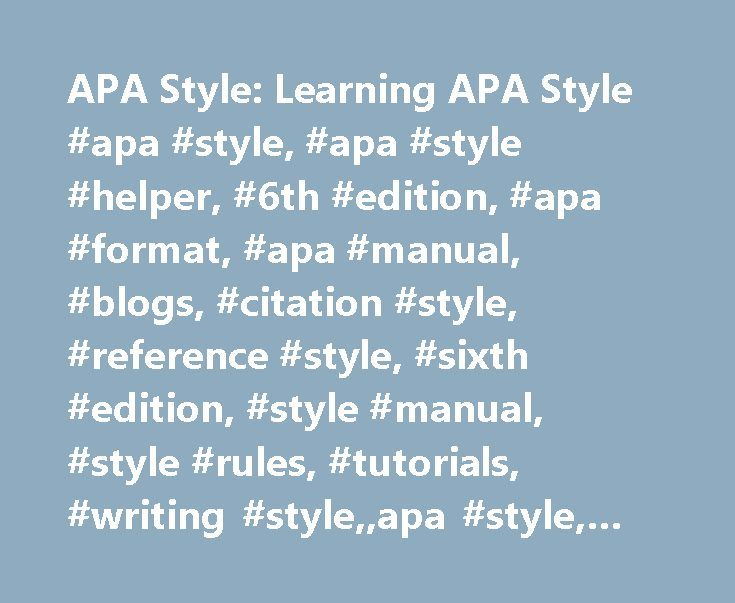 how to reference apa style pdf