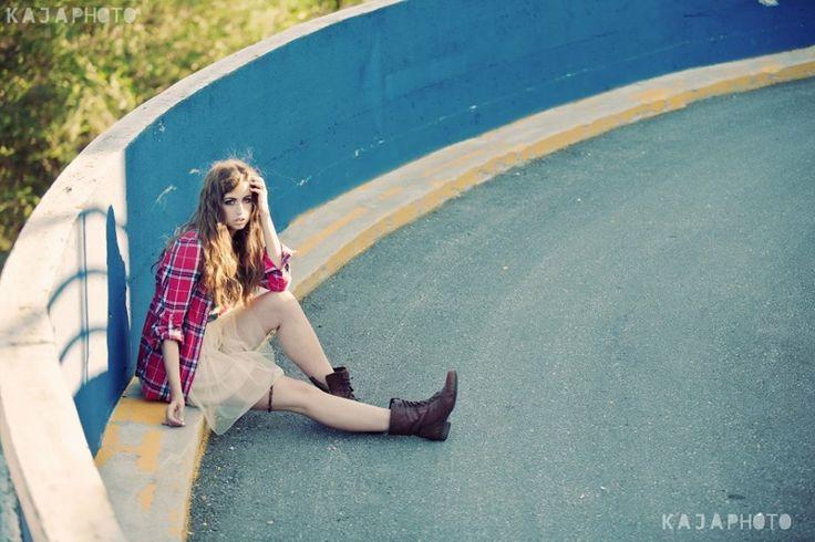 'Up Here' Photographer: Kaja Tirrul Models: Nathalie Cas (Visage Models)  MUA & Hair: Samantha Mcleod Stylist: DM Stylist