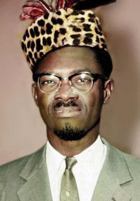 """Patrice Lumumba, Congolese leader. He was the 1st democratically elected PM of the Republic of the Congo after he helped win its independence from Belgium. He was ousted during the Congo Crisis due his opposition to a Belgian-backed secession of a mineral-rich province. He was imprisoned  executed by firing squad. The UN did not intervene  it is said the killing was assisted by Belgium, the US  the UK. Malcolm X called him """"the greatest Black man who ever walked the African continent""""…"""