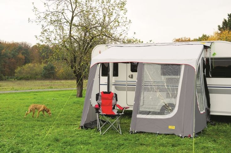 Reimo VILLA JOURNEY Caravan Porch Awning Riversway Leisure