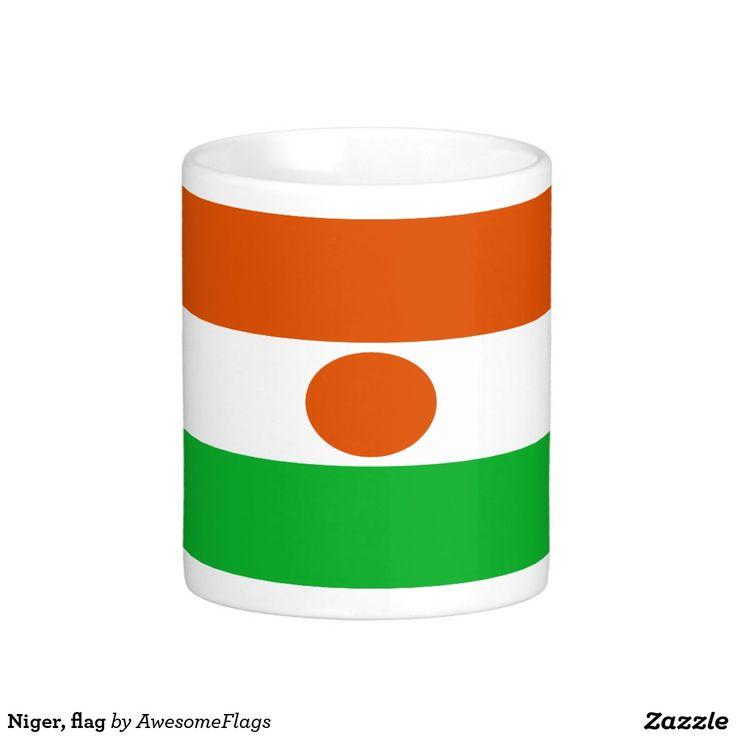 Niger, flag