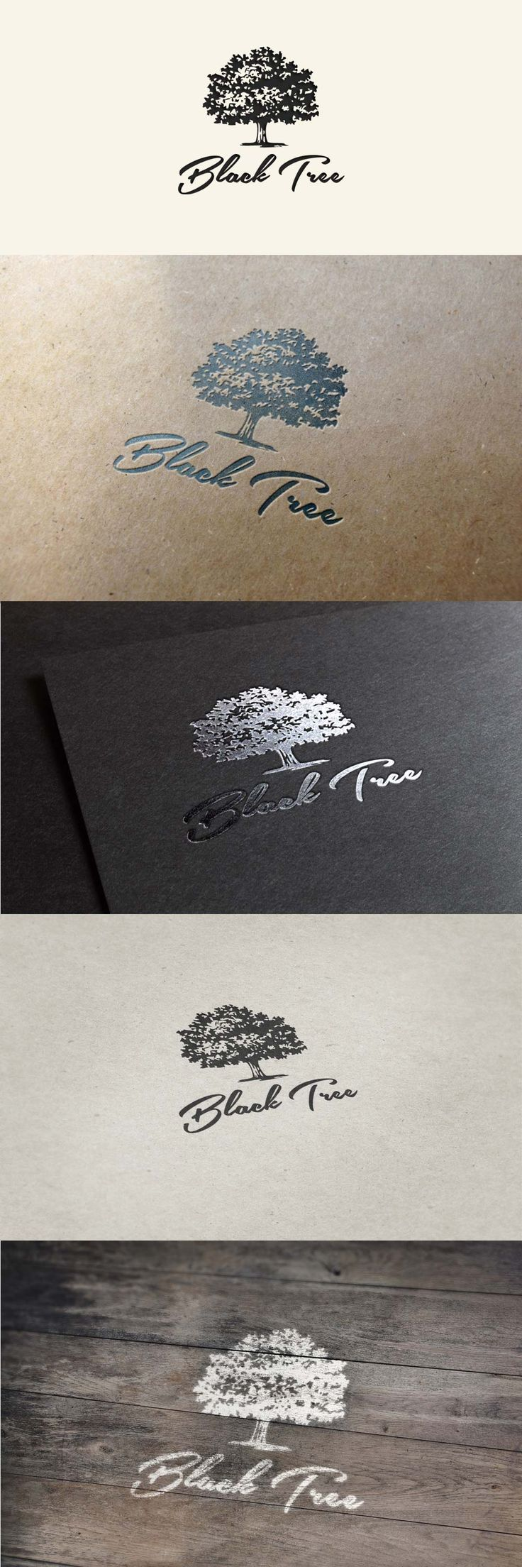 I like the tree on this one.  I really like the font, too, but it's different than the fonts that I'm generally drawn to.
