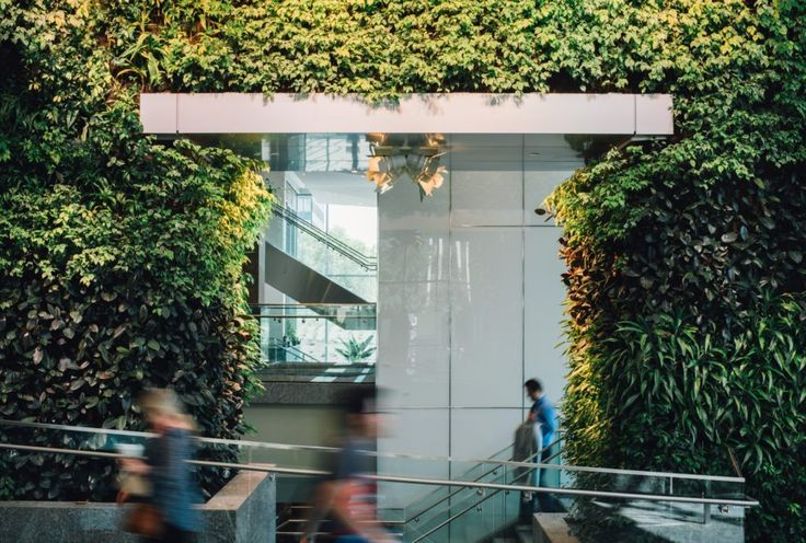 LEED Features