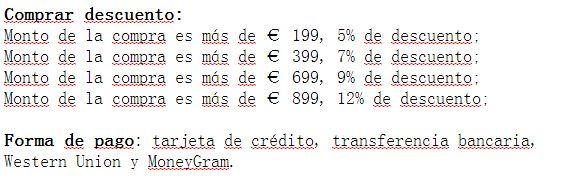 http://www.holacamisetasbaratas.es/ camisetas futbol 15.5euros  camisetas nba €23.99, gorras nba €14.5, camisetas NFL €32.9