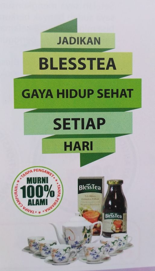 Manfaat teh hijau ada dalam teh hitam