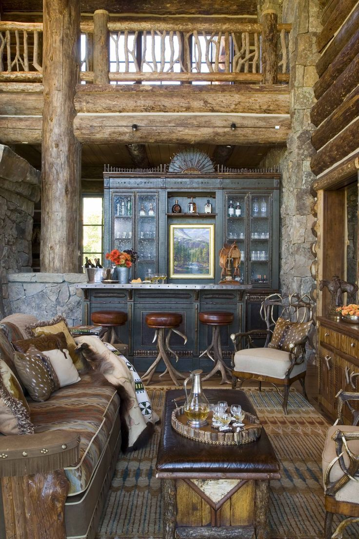 17 best images about western style interiors on pinterest ralph lauren the western and cowboy. Black Bedroom Furniture Sets. Home Design Ideas