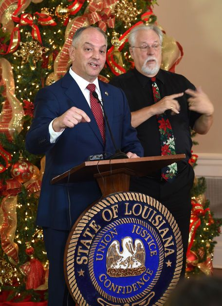 It may have come a few days early, but Gov. John Bel Edwards just got quite the Christmas present. New poll numbers from Southern Media & Opinion Research of Baton