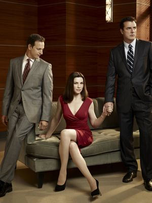 The Good Wife une série TV de Michelle King, Robert King avec Julianna Margulies, Archie Panjabi.