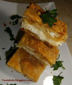 Tante Kiki: Μια διαφορετική τυρόπιτα και δύο μυστικά για το φύλλο