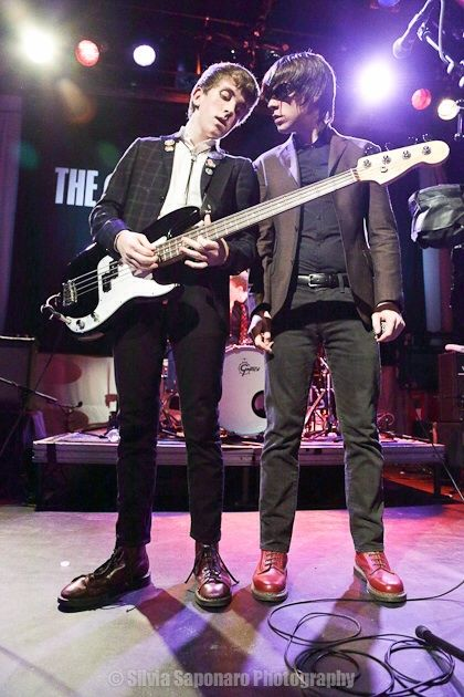 The Strypes @ Music Hall of Williamsburg (by Silvia Saponaro)